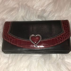 Brighton Leather Wallet excellent condition